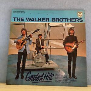 WALKER-BROTHERS-Greatest-Hits-1978-UK-vinyl-LP-EXCELLENT-CONDITION-Scott-best-of