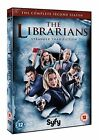 Librarians The Complete Second Season 5034741408318 With Noah Wyle Region 2