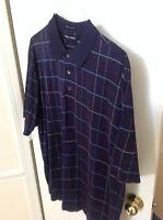 Grant Thomas Men's Polo Shirt Size M