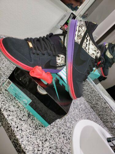 Nike Dunk Sb Black History Month