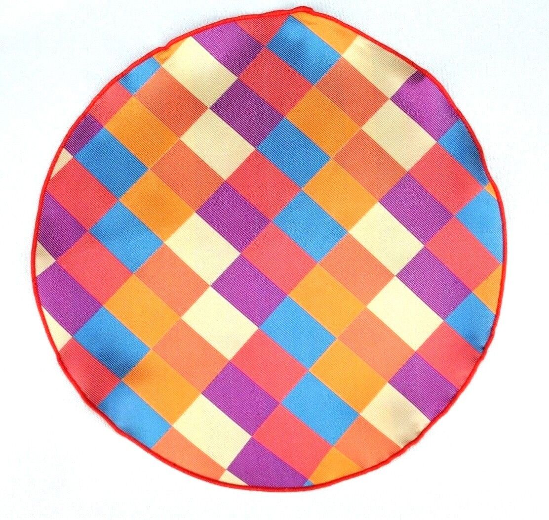 Lord R Colton Masterworks Pocket Round Manarola Sunset Silk - Retail New
