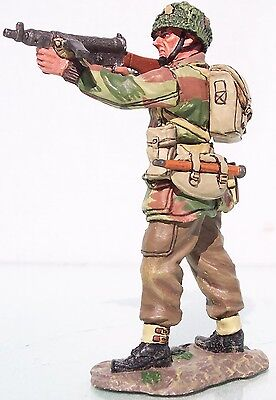 KING & COUNTRY OPERATION MARKET GARDEN MG012 BRITISH AIRBORNE FIRING STEN MIB