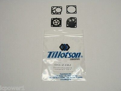 Stens 615-021 Gasket and Diaphragm Kit Tillotson DG-2HU