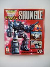 "80's Clover Japan DX Srungle 10"" Diecast Chogokin Godaikin Popy Dougram Votoms"
