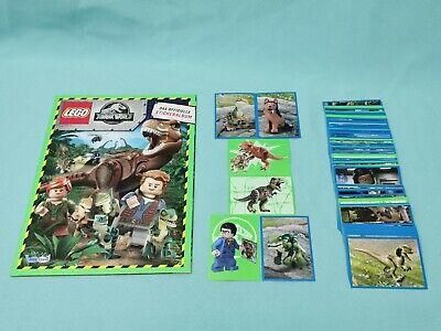Blue Ocean LEGO Jurassic World Sticker Album de scrapbooking album Leeralbum
