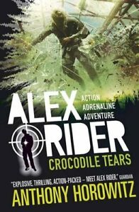 Crocodile-Tears-Alex-Rider-Horowitz-Anthony-Very-Good-condition-Book