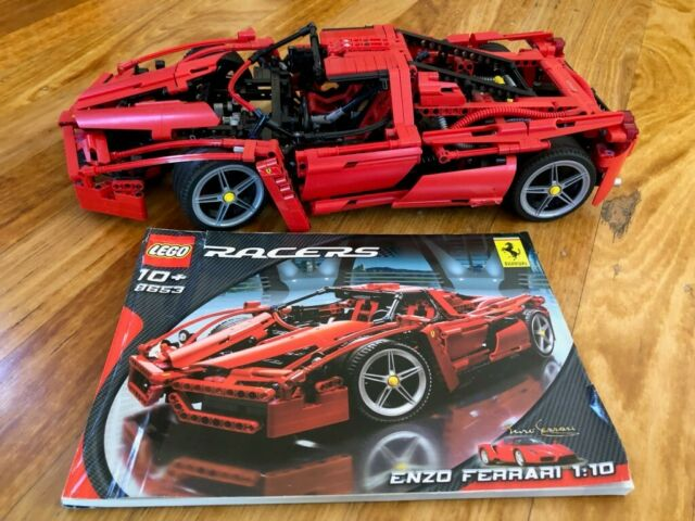 LEGO 8653 Technic Racers - Enzo Ferrari