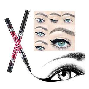 36H-Black-Waterproof-Pen-Liquid-Eyeliner-Eye-Liner-Pencil-Make-Up-Beauty