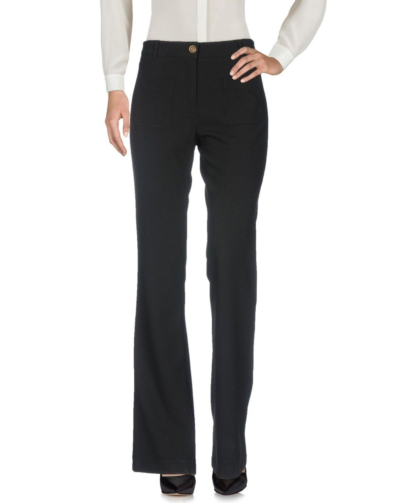 Pantaloni Donna  viola ATOS LOMBARDINI Made in  H980 Tg 42