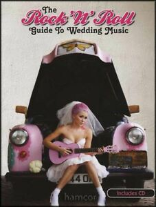 Consciencieux Le Rock 'n' Roll Guide Pour Mariage Musique Piano Vocal Guitar Music Book/cd-afficher Le Titre D'origine