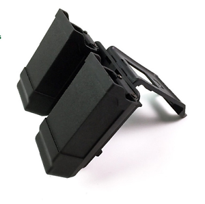 Tactical-Belt-Paddle-Double-Magazine-Holster-Pouch-For-Glock-9mm-40-Cal-Mags
