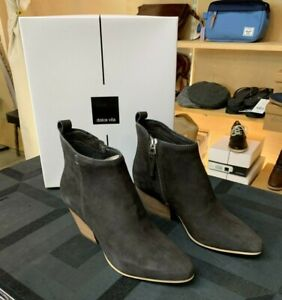 Dolce Vita Pearse Booties - Anthracite