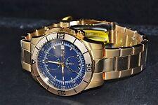 Invicta Specialty Orologio Uomo Cronografo Cassa Da 45mm Placcato In Oro 12655