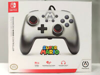 PowerA Metal Mario Switch Wired Controller - NEW Mississauga / Peel Region Toronto (GTA) Preview