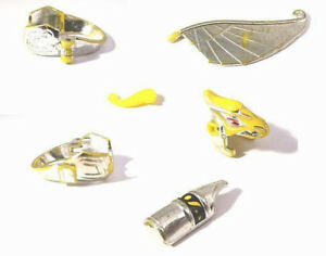 Saint seiya Vintage Bandai 1986 Pegase Pegasus Plastic Parts Pièces armure