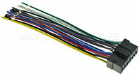 Wire Harness For Sony Mex-bt2900 Mexbt2900 Mex-bt3900u Mexbt3900u Mexbt2800