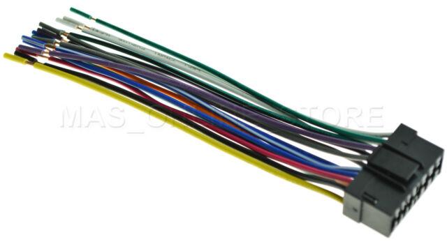 WIRE HARNESS FOR SONY XAV-602BT XAV-712HD