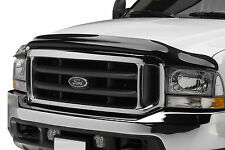 O.E Style Bug Shield 1997-2007 F-250 SUPER DUTY Smoke Guard Hood Wind Deflector