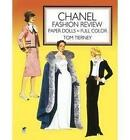 Chanel Fashion Review Paper Dolls: Paper Dolls in Color by Tom Tierney (Miscellaneous print, 2003)