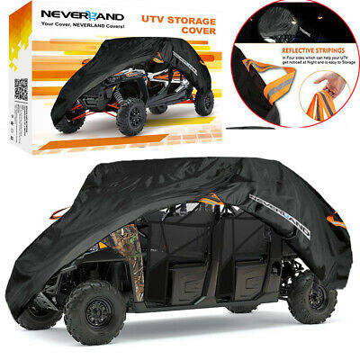 Polaris Ranger Trailering Cover Crew Vehicle Covers Automotive prb ...