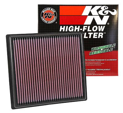 K/&N 33-5030 Replacement Air Filter