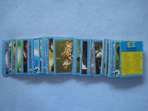 SET-87-1982-1982-83-UNIVERSAL-CITY-STUDIOS-THE-EXTRA-TERRESTRIAL-E-T-CARDS-NICE