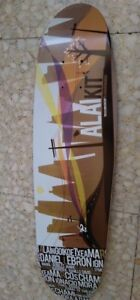 ALAI-ALAIKIT-Skateboard-Deck-7-75-034-Tabla-de-Skate-THE-SKATEBOARD-VIDEO