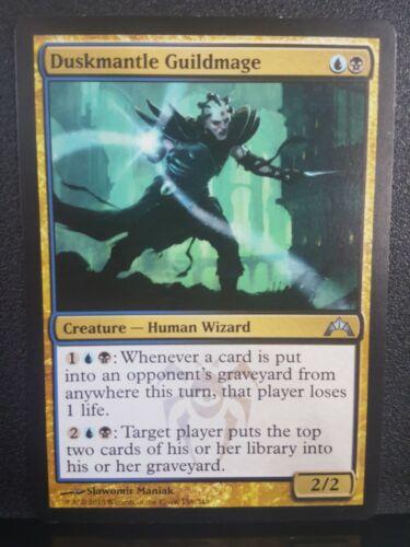 Duskmantle Guildmage Gatecrash NM Blue Black  MAGIC MTG See Detailed Pictures