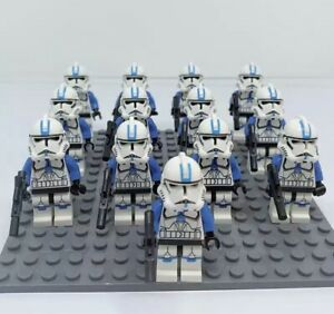 13x-501st-Clone-Trooper-Mini-Figures-LEGO-STAR-WARS-Compatible