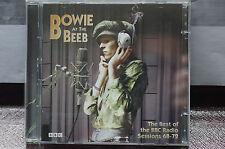Rare David Bowie at the Beeb 2 CD 37 Track EMI BBC Manu MINT 2000 68-72 Sessions