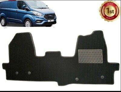 Carpet Floor Mats Front Tailored 2018 2020 For Ford Transit Custom Ebay