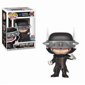 Batman Who Laughs Pop Dc Super Heroes #256 Vinyl Figur Funko SchnäPpchenverkauf Zum Jahresende Aufsteller & Figuren