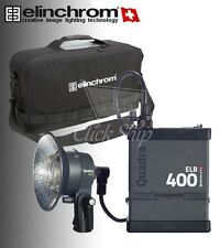 Elinchrom 10418.1 ELB 400 Hi Sync To Go One head kit Mfr # EL10418.1
