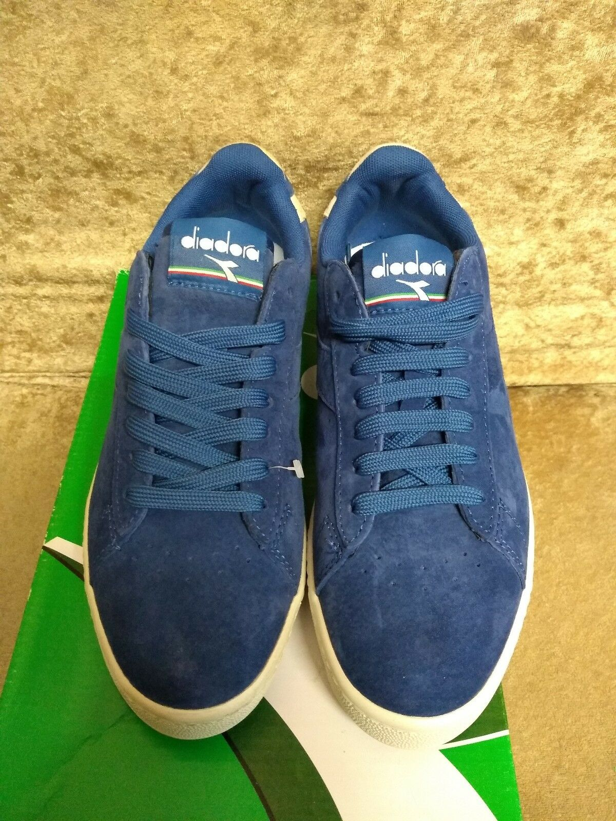 Diadora Game Low Mens Trainers Size  7