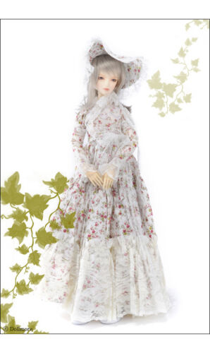 """Flower Picnic  for gril Dollmore  1//3 BJD 22/"""" doll clothes  SD size"""