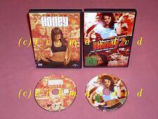2x DVD _ Honey & Honey 2 Lass keinen Move aus _ Sehr guter Zustand
