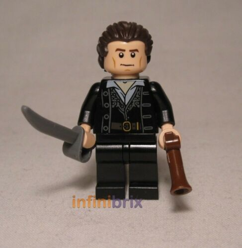 Lego Philip Swift Minifigure from set 4194 Pirates of the Caribbean NEW poc021