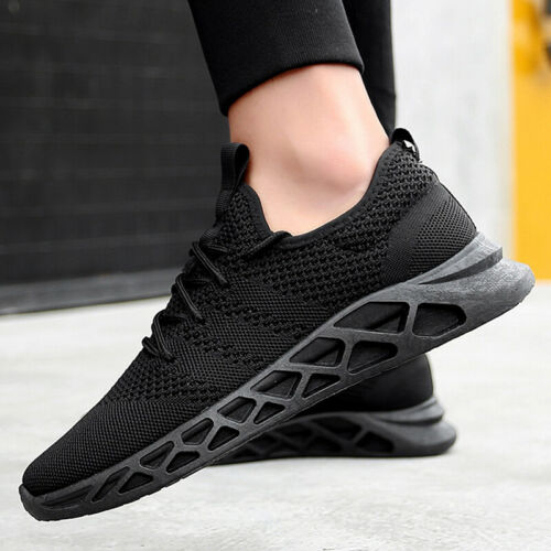 Fashion Men/'s Sneakers Breathable Outdoor Sports Running Jogging Trainers Shoes