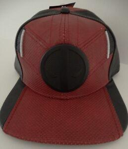 watch c973f 8e0ca Image is loading Deadpool-Suit-Up-PU-Ballistic-Marvel-Comics-Snap-
