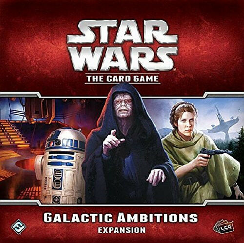 Star Wars Lcg  Galactic Ambitions Expansion by Fantasy Flight Games