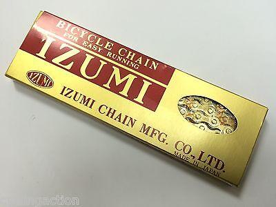 """Izumi Chain Eco 1//8/"""" Bicycle Single Speed Chain"""