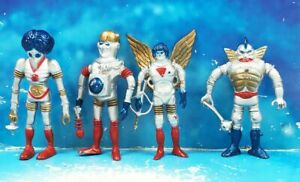 The outer space men-bootleg pvc figurines (6cm)