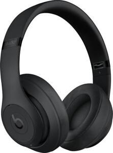 Beats by Dr. Dre Studio3 Headband Wireless Headphones - Matte black ... b704ee57133ed