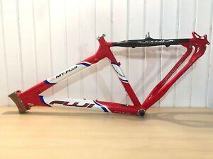 Fuji-Mt-SL-Carbon-Aluminium-Fahrradrahmen-26-Zoll