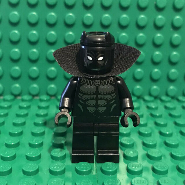LEGO Black Panther Minifigure - Marvel Avengers Endgame sh622 76142 mini figure