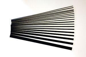 *20* Adhesive Felt Strips for Camera Light Seals Universal Kit, Width 2-10mm