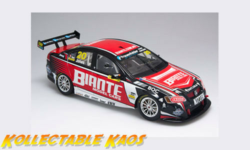 1:18 Biante - 2013 Holden VEII Commodore- Biante Racing Special Edition - BRAND