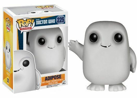 Funko POP! Doctor Who: Adipose - Stylized TV BBC Vinyl Figurine 225 NEW