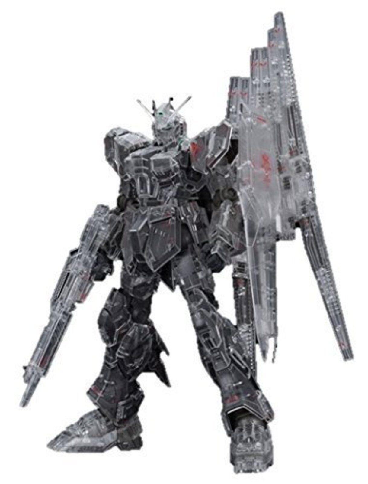 MG V Gundam Ver. Ka Meccanici Meccanici Meccanici Trasparente Gunpla Expo Limitata 1 100 F S W  515da8