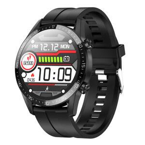 Body Temperature Measurement Smart Watch Heart Rate ECG Blood Pressure Monitor